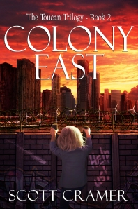 COLONY EAST Cover
