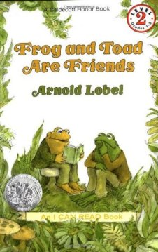 Frog and Toad series