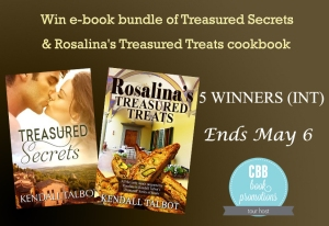 Treasured Secrets Giveaway
