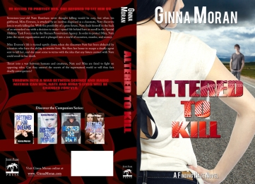 Altered to Kill by Ginna Moran Full cover