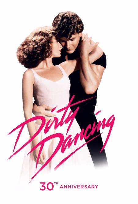 Dirty Dancing Event Poster-f3dc31c22114d1fc098059c5d9d8ac88